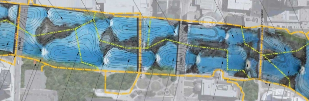 river restoration preliminary plan